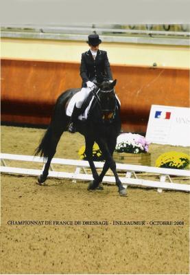 1 champ france 2008